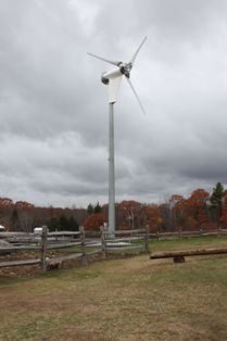 Mass Wind Turbine